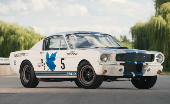 1965 Shelby GT350 R 5