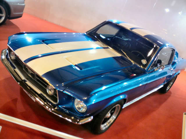 1968 Ford Mustang Shelby GT500: King of the Road! - Muscle ...