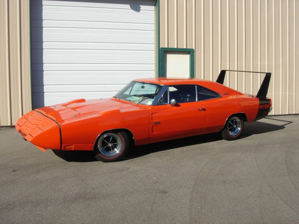 1969 Dodge Charger Daytona Hemi