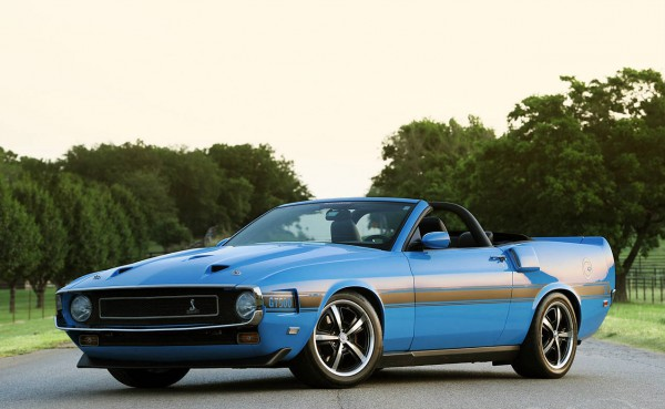1969 Mustang Shelby GT 500CS made by Retrobuilt 2