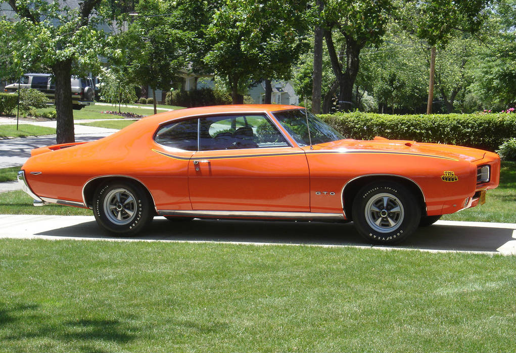 Pontiac Gto Judge Muscle Cars Zone