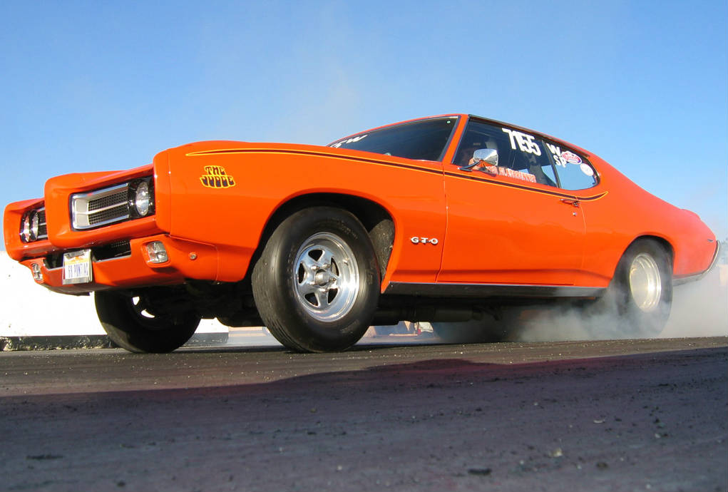1969 Pontiac GTO Judge 5 - Muscle Cars Zone!