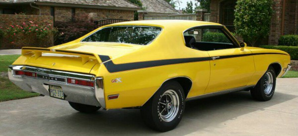 1970 Buick GSX Stage 1 v