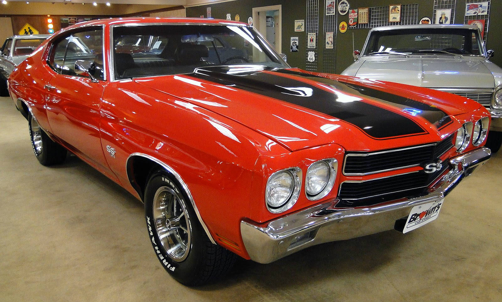 Chevrolet Chevelle Ss Hell Of A Muscle Car Muscle