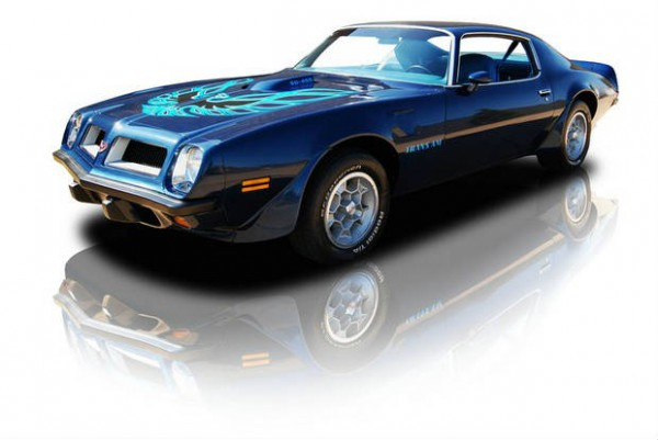 1974 Pontiac Firebird Trans Am SD 455