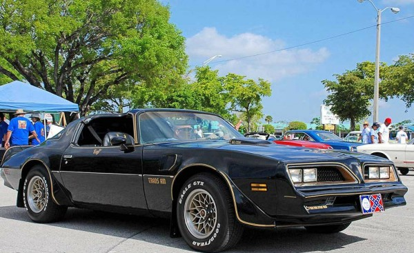 1978 Pontiac Firebird Trans Am 4