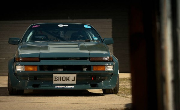 1986 Toyota Corolla N-Spec kitted AE86 by Chaydon Ford 2