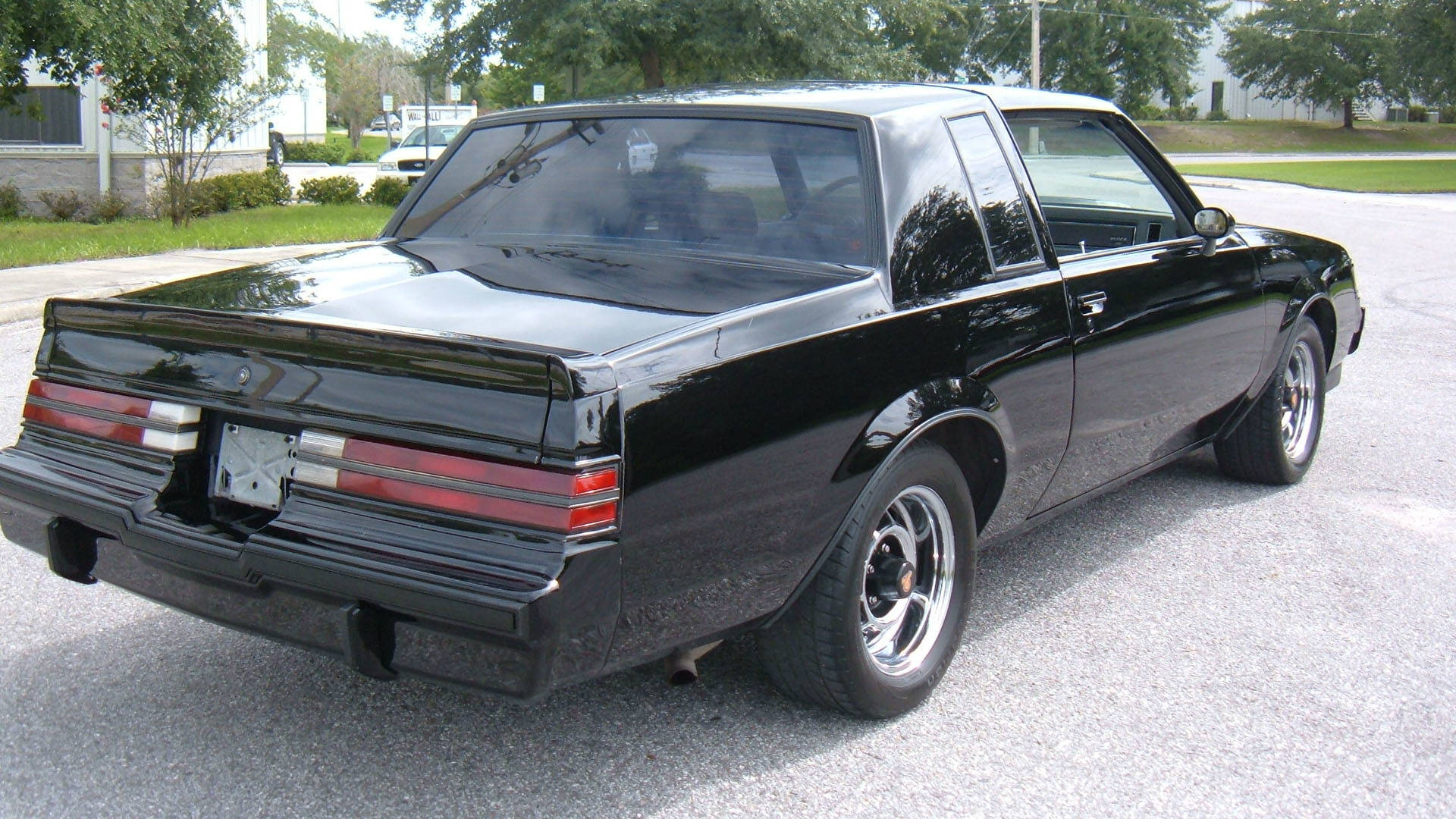 1987 Buick GNX - Muscle Cars Zone!