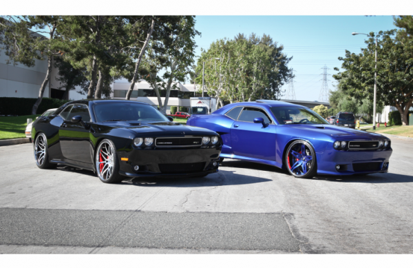2 Widebody Challengers by TS Designs 3