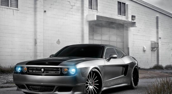 2008 Dodge Challenger SRT8 by Ultimate Auto 3