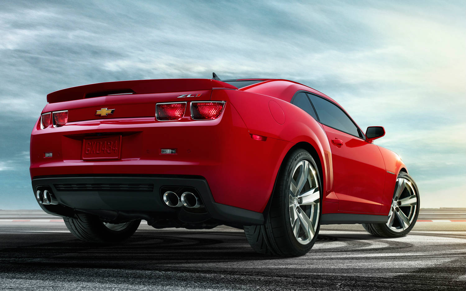 2012 Chevrolet Camaro ZL1! (Top 10 American Muscle Cars) VIDEO ...