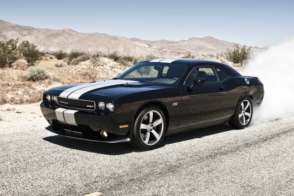 The Dodge Challenger Srt In The Top American Muscle Cars