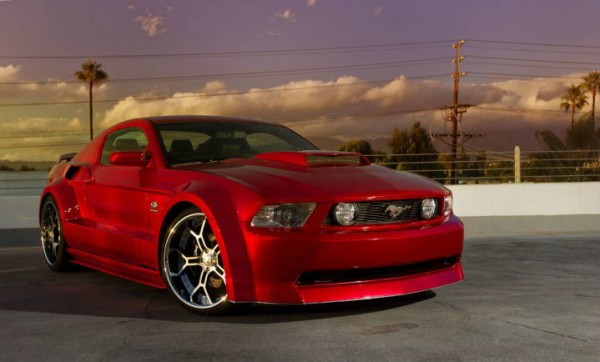 2012 Ford Mustang GT by Galpin Auto Sports