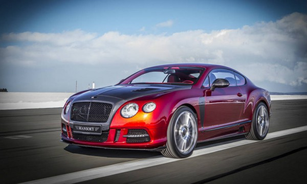 2013 Bentley Continental Sanguis by Mansory 2