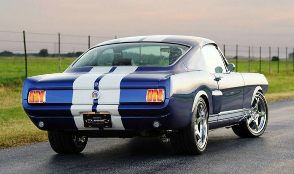 2013 Shelby GT350CR By Classic Recreations