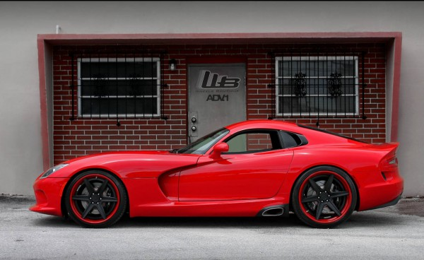 2013 Wheels Boutique SRT Viper 2