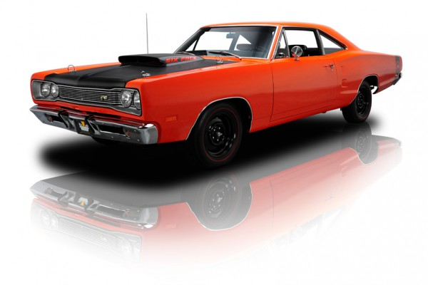 1968 the Plymouth Road Runner