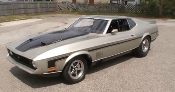 3000hp Mustang Mach 1
