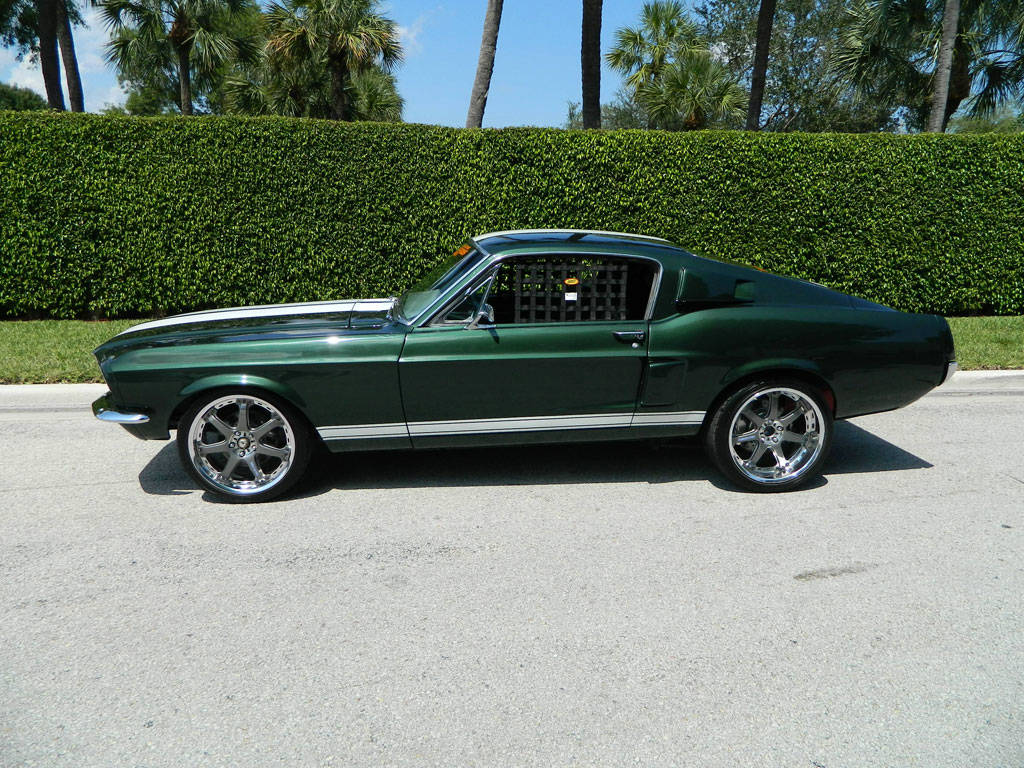 Fast and Furious Mustang 67 Ford Mustang Tokyo Drift 2