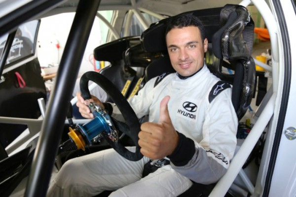 Bryan Bouffier Joined Hyundai Motorsport Team
