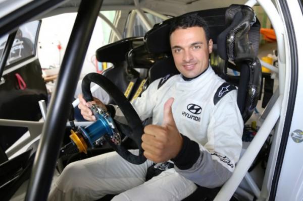 Bryan Bouffier Joined Hyundai Motorsport Team