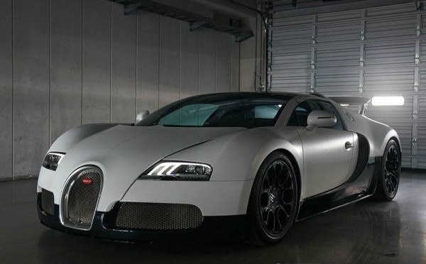 Bugatti Veyron Convertible 2