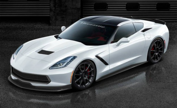 Chevy Corvette Stingray C7