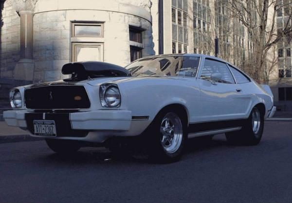 Crazy Pro Street Mustang II 2