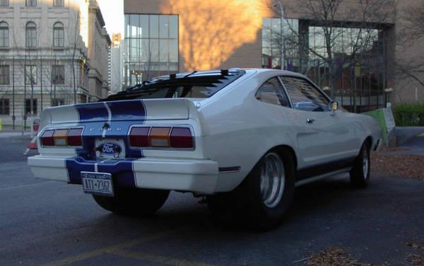 Crazy Pro Street Mustang II 3