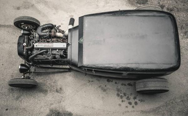 Diesel Chevy Rod 4