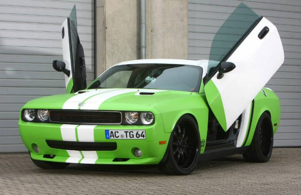 Dodge Challenger SRT8 by CCG 2