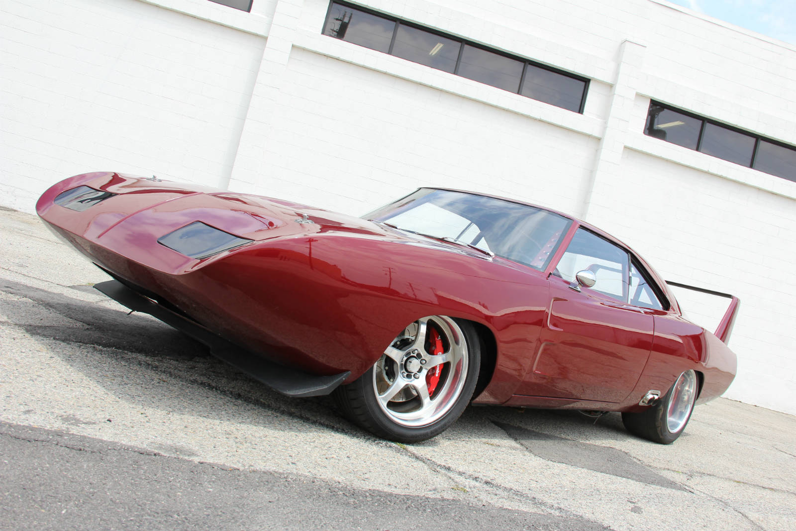 Dodge Charger Daytona from Fast and Furious 6! MUST SEE ...