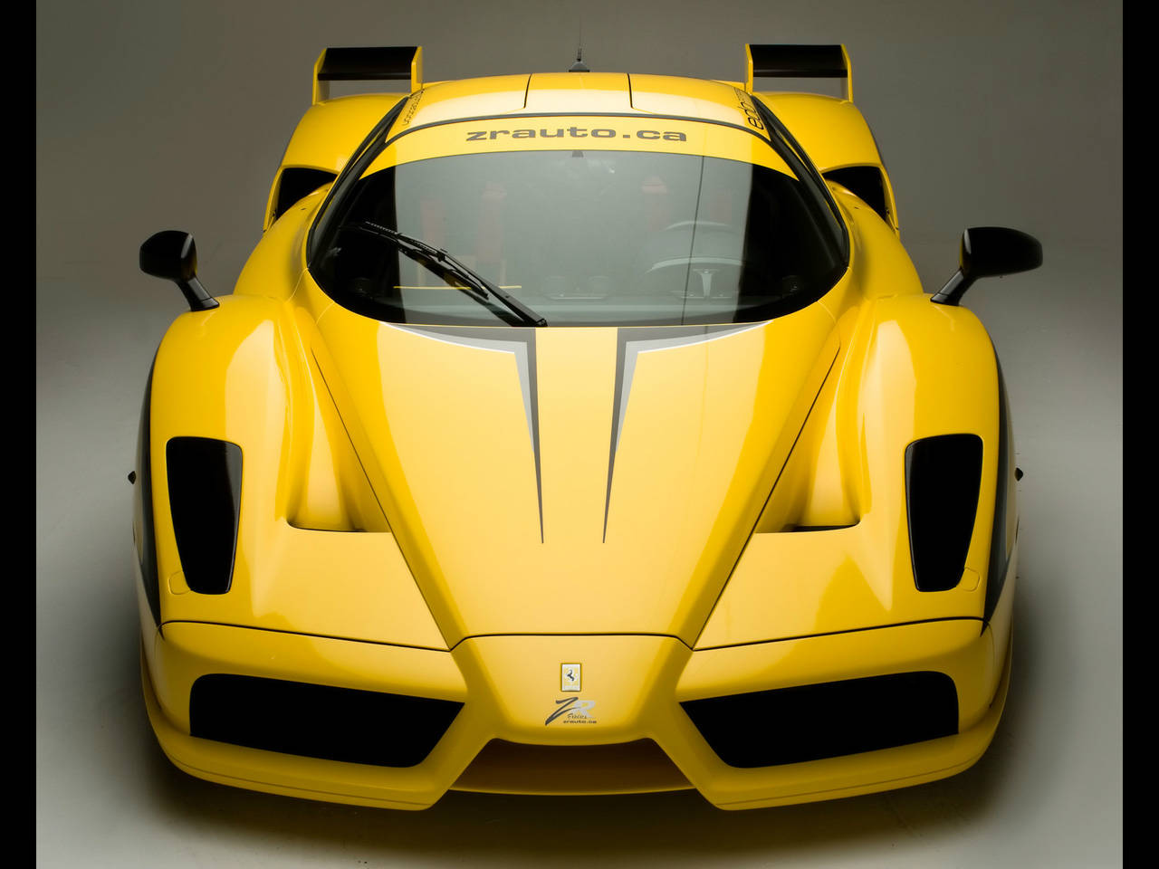 Ferrari Enzo Zxx Evolution Is Fully Restored Muscle Cars