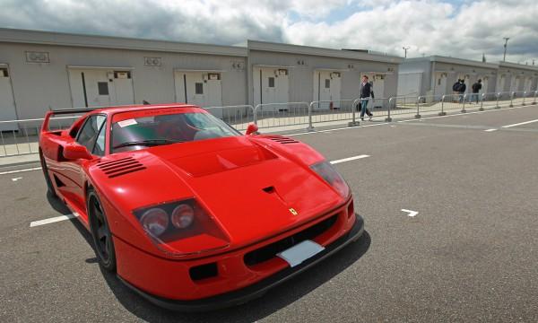 Ferrari F40 LM Competizione 2