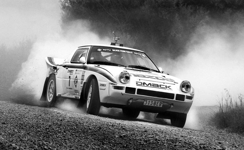 rally retro
