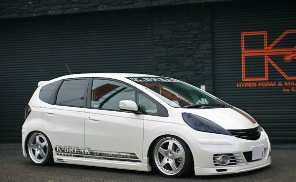 vip style Honda K-Break FIT 3
