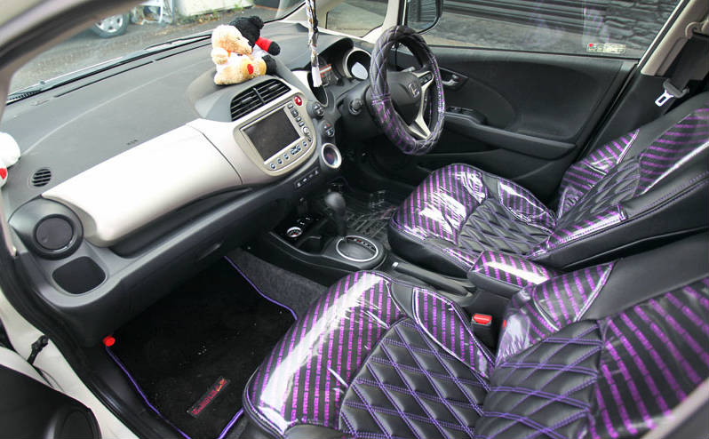 Hybrid Vip Style Honda K Break Fit Muscle Cars Zone