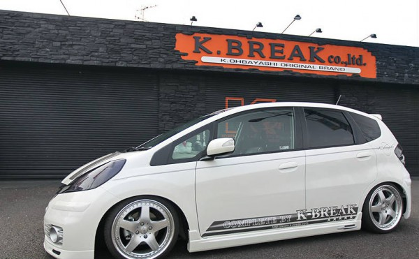 Honda K-Break FIT
