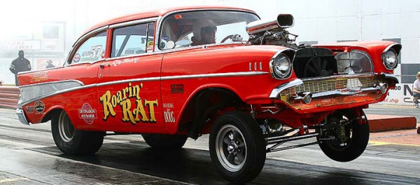 `57 Chevy rat