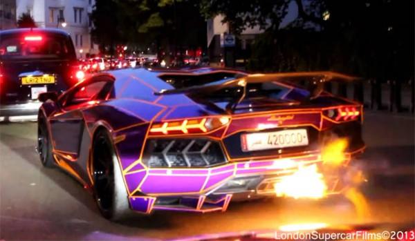 Lamborghini Aventador Naseer Al-Thani 5