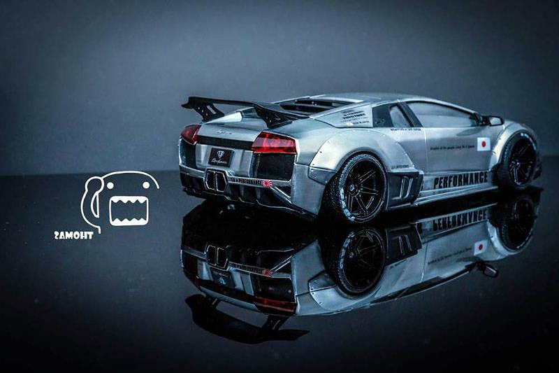 Lamborghini Murci Race Car