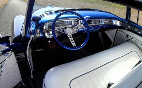 Mild Custom 1956 Cadillac from New Zealand 3