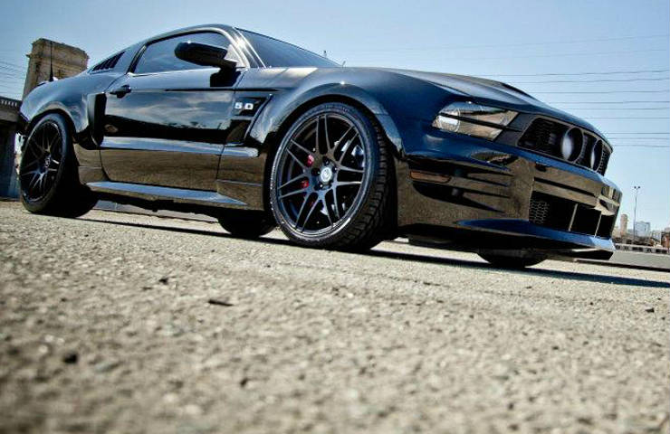 ford mustang 700hp