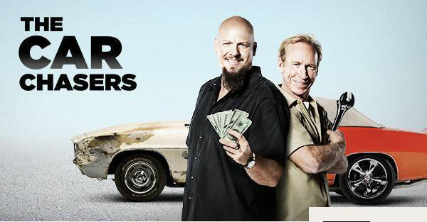 The Car Chasers - Jeff Allen and Perry Barndt