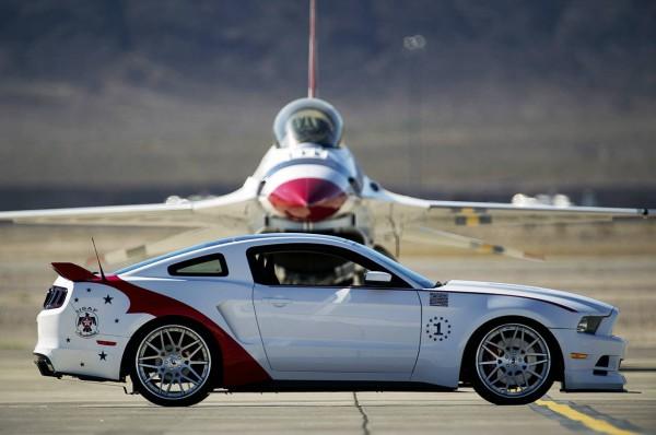 Thunderbird Edition Mustang 14