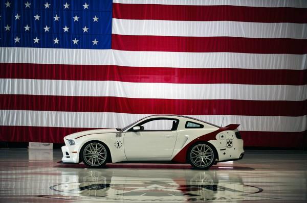 Thunderbird Edition Mustang 16
