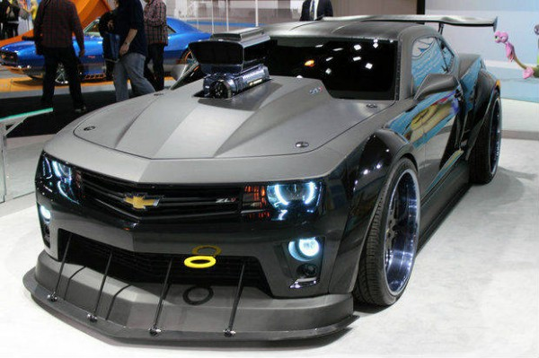 monster chevy camaro-concept-car dreamworks 5