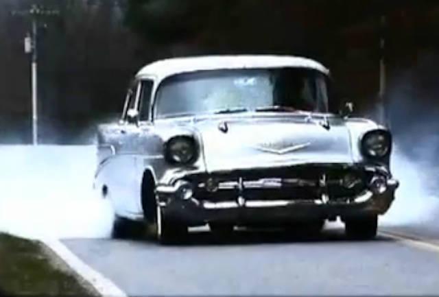 1957 chevy bel air car