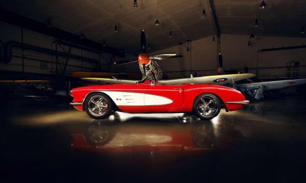 chevrolet corvette 1953 pagea racing
