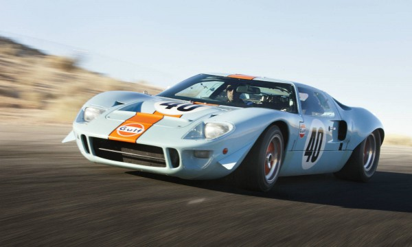 ford gt40 2